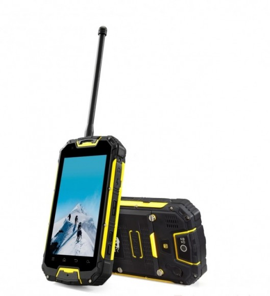 North Face M9 Pro LTE PTT